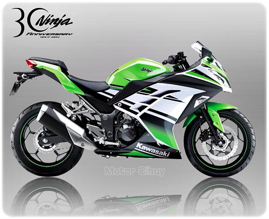 Harga Kawasaki Ninja 250 FI Terbaru 2015