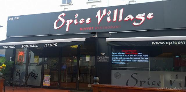 Halal buffet restaurants East London