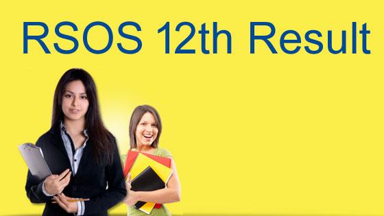 RSOS 12th Results