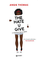 Vacation Reading List - The Hate U Give Angie Thomas