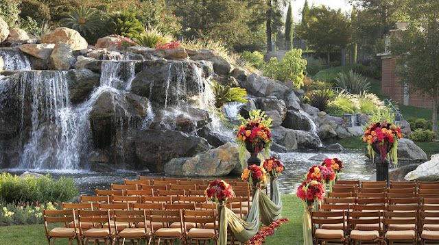 Waterfall Wedding Venues