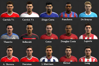 Big Facepack Vol.7 Pes 2013 by SG8