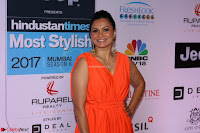 Red Carpet of Most Stylish Awards 2017 ~ Lara Dutta (1).JPG