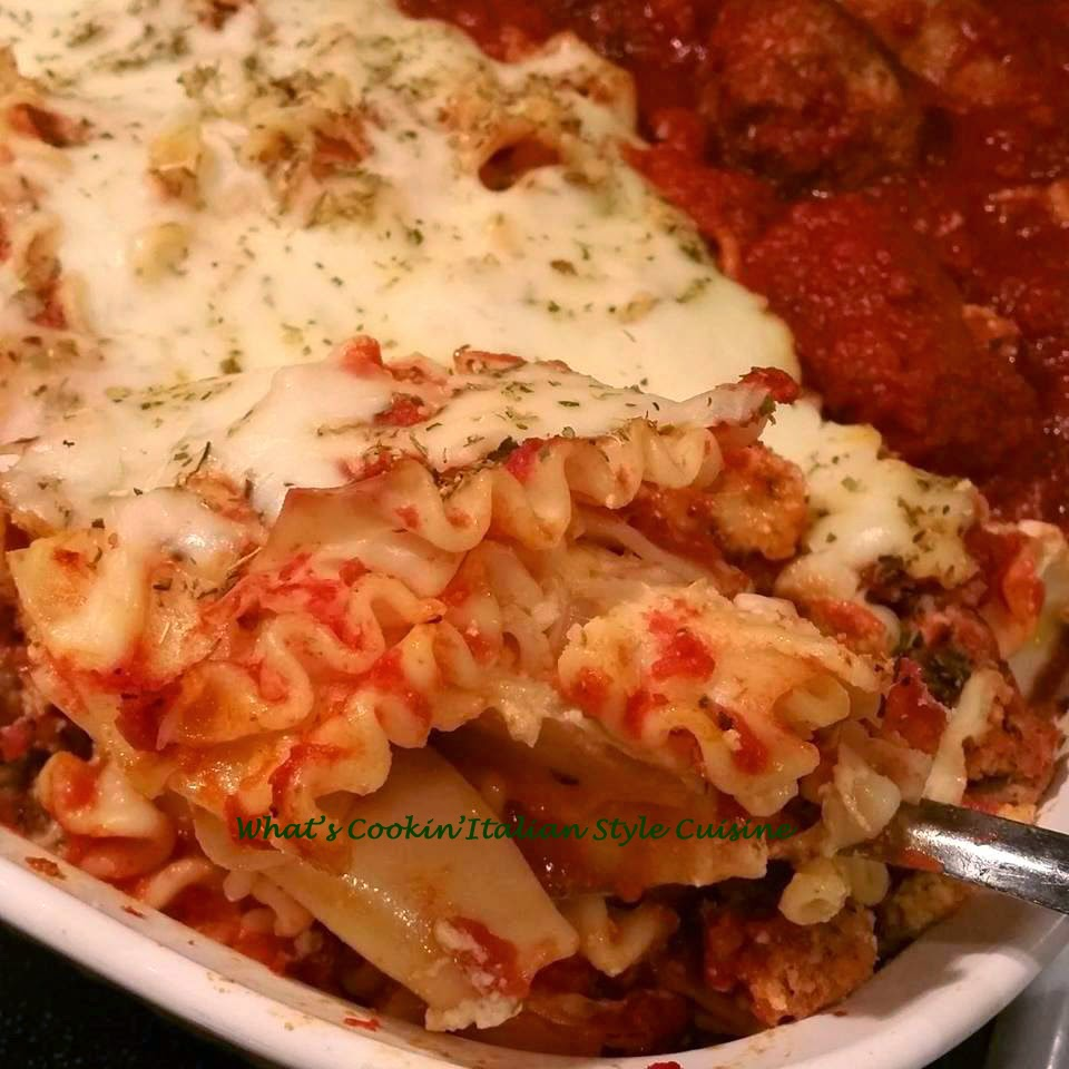 Fast and Easy quick lasagna you can make any time during the week for all those lasagna lovers out there that are in a hurry. This lasagna has everything you need to wow your family and guests all in one pan.