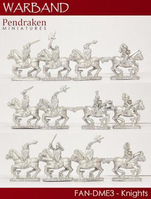 FAN-DME3   12 x Knights