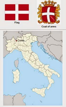 Το Κόμο της Ιταλίας. http://leipsanothiki.blogspot.be/