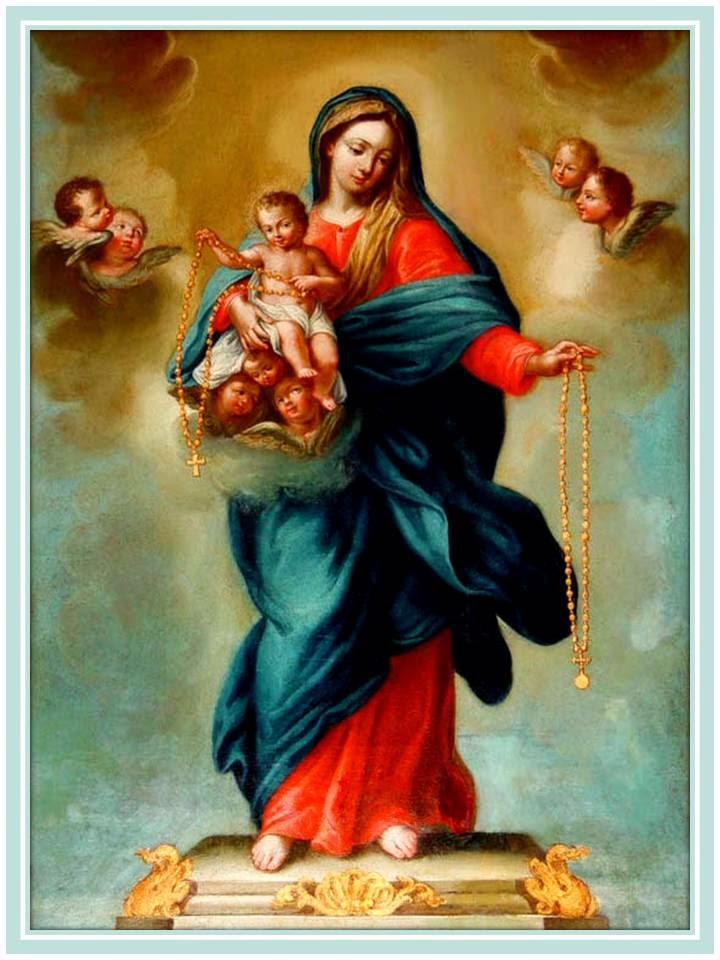Oracion a la virgen del rosario para casos desesperados oraciones oracion a la virgen del rosario para casos desesperados thecheapjerseys Choice Image