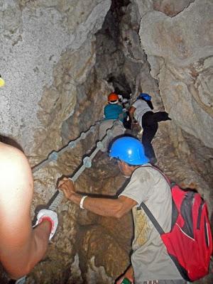 Ugong Rock Puerto Princesa Palawan