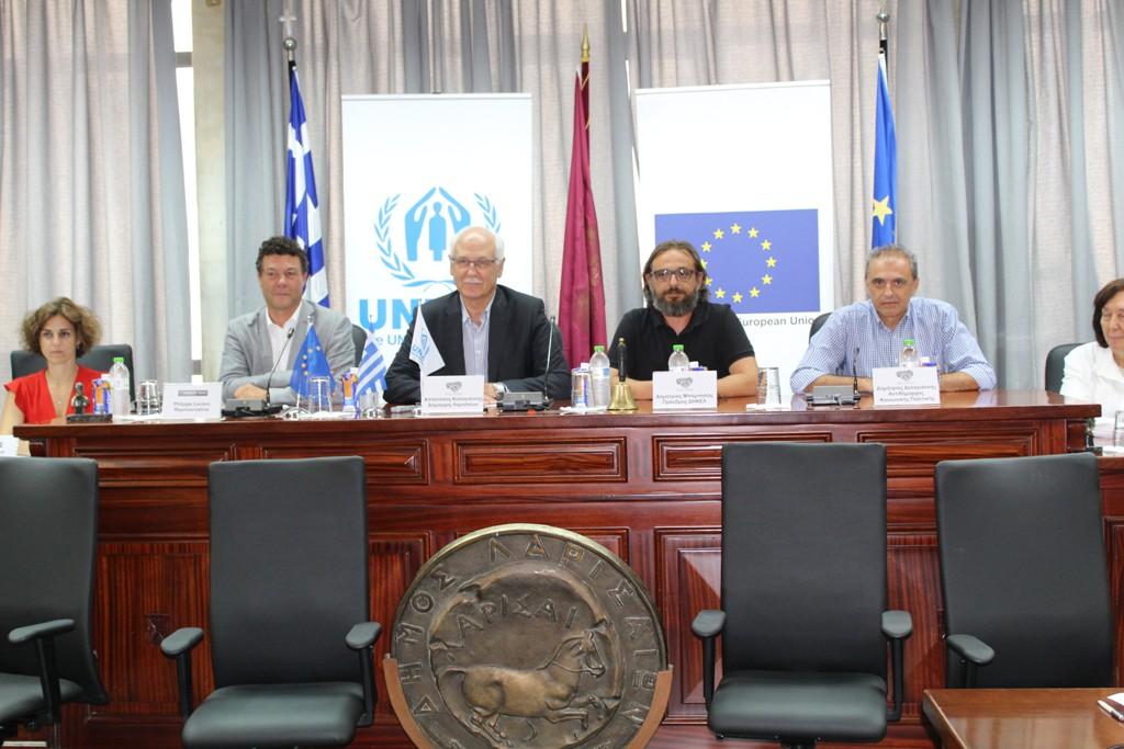 Σε Λάρισα και Καρδίτσα επεκτείνεται το πρόγραμμα φιλοξενίας προσφύγων σε διαμερίσματα