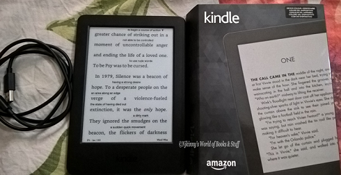 "Kindle - 6"" Glare-Free Touchscreen Display, Wi-Fi Review"