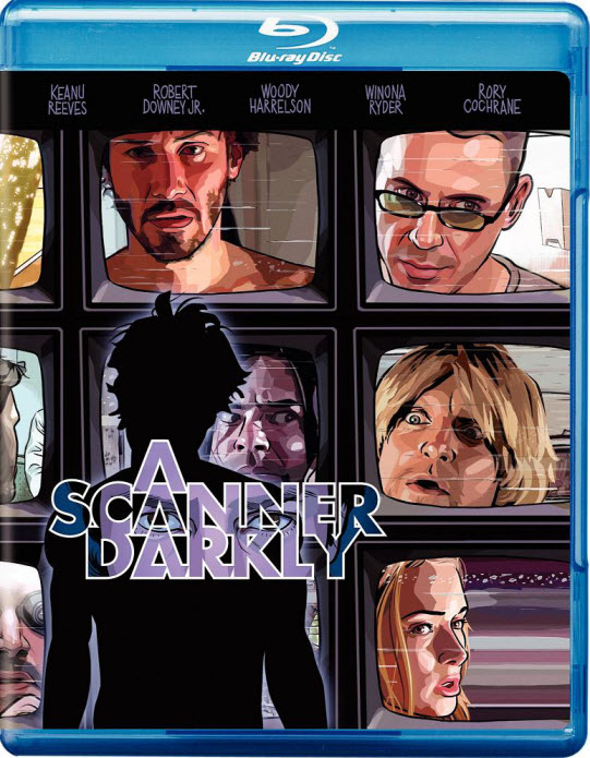 A SCANNER DARKLY (2006) tainies online oipeirates