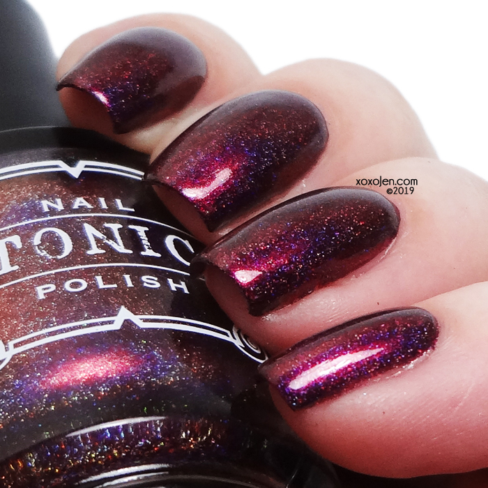 xoxoJen's swatch of Tonic Charlie