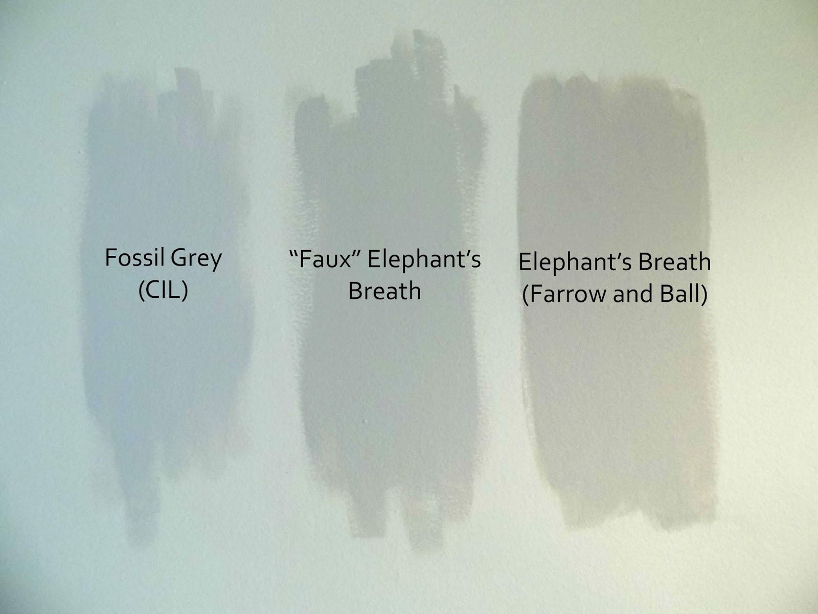 Geliefde Fresh Coat of Paint: The Farrow and Ball Test @XN84