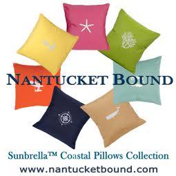 Nantucket Bound Pillows & More