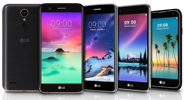 LG releases four Android phones in Bangladesh