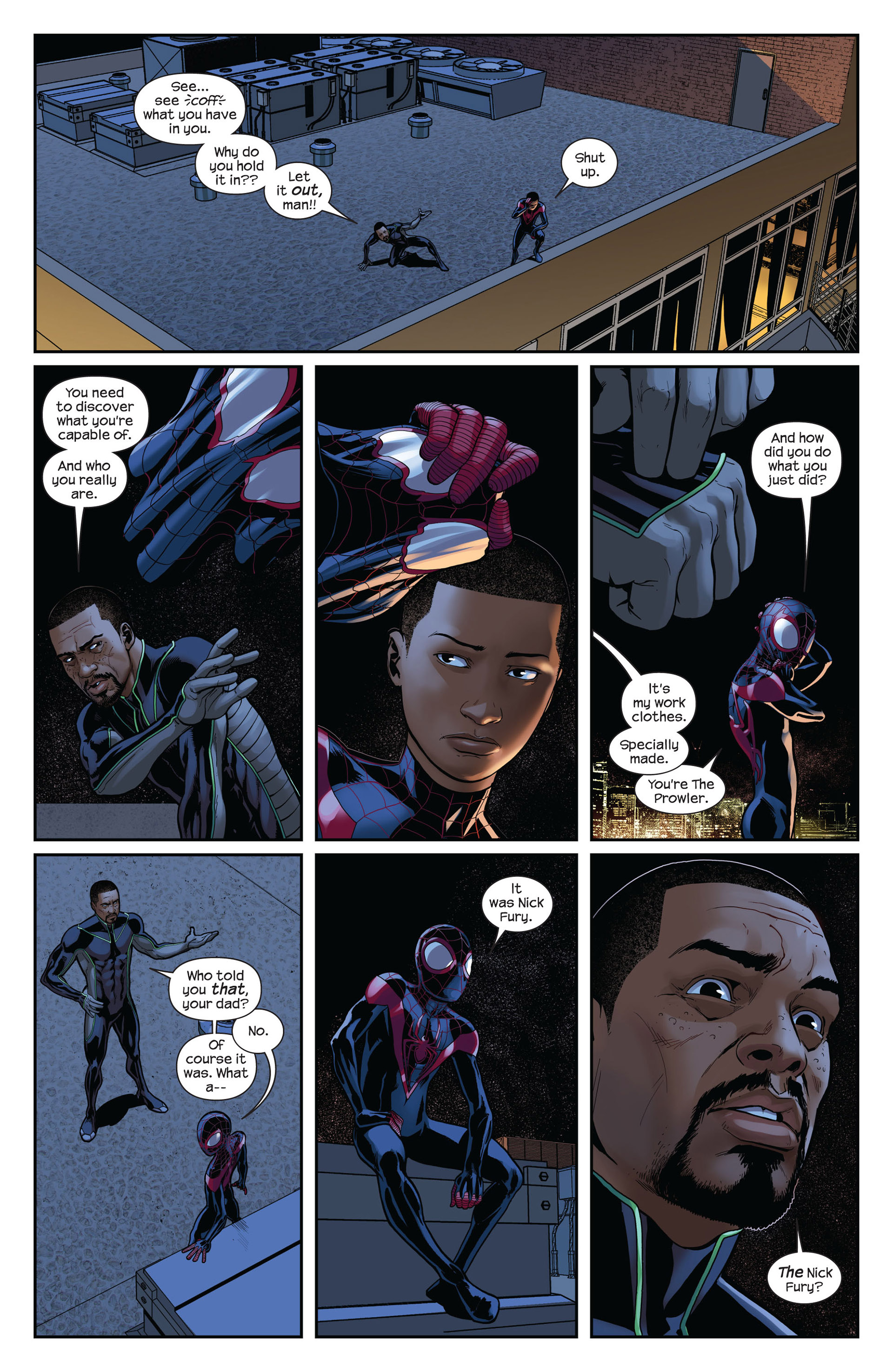 Read online Ultimate Comics Spider-Man (2011) comic -  Issue #10 - 10