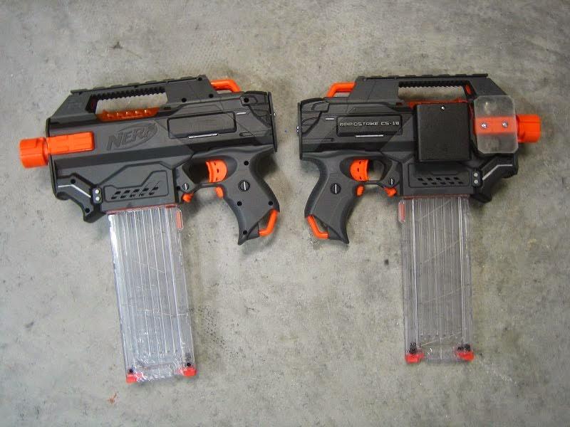 rhino fire nerf gun