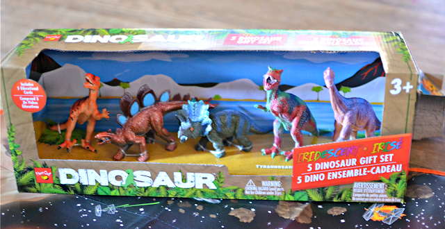 Dinosaur gift Set