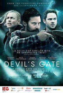 Film Devil's Gate 2018 (Hollywood)