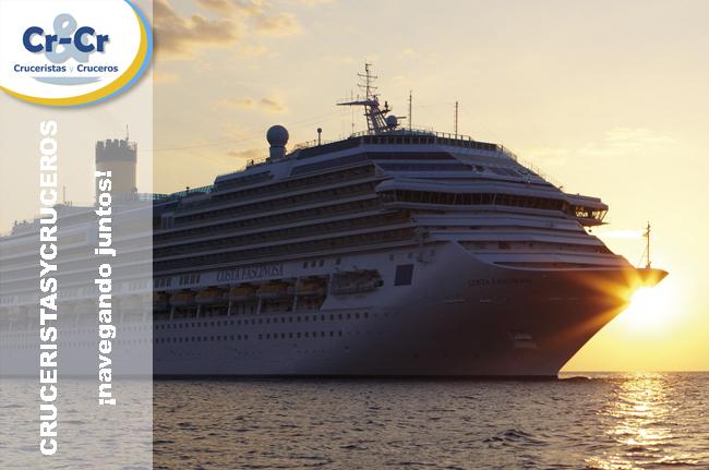 ► Rizwan Sajan magnate de los negocios indio, ha reservado un barco completo de Costa Cruceros para celebrar la boda de su hijo Adel Sajan