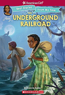 American Girl: Real Stories From My Time: The Underground Railroad