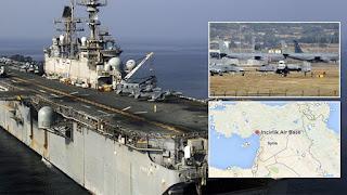 Η επιστροφή των ΗΠΑ και η εμπλοκή σε Αιγαίο και Κύπρο