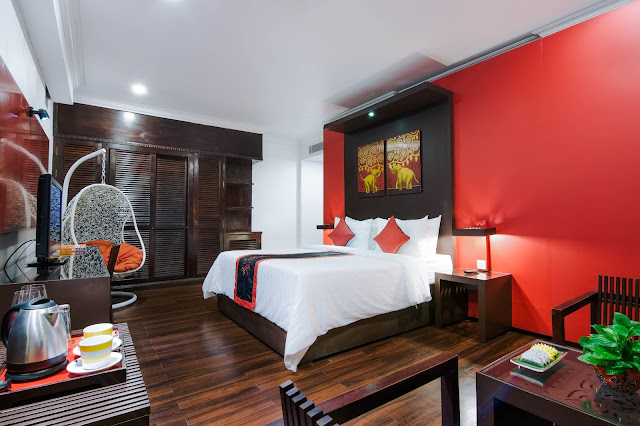 Memoire D'Angkor Boutique Hotel