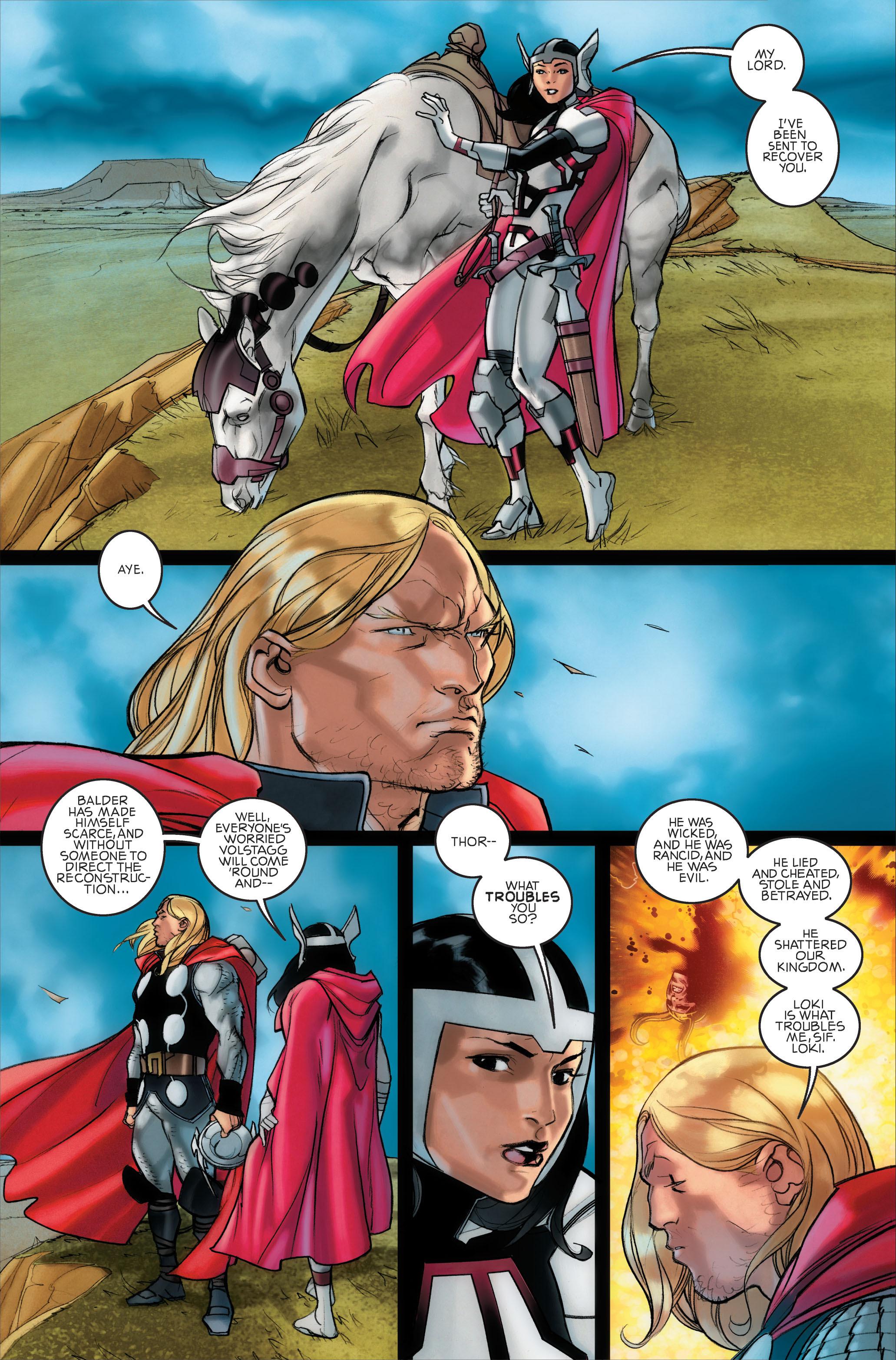 Thor (2007) Issue #615 #28 - English 13