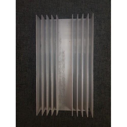 Tản nhiệt nhôm 10 cánh dài 30cm