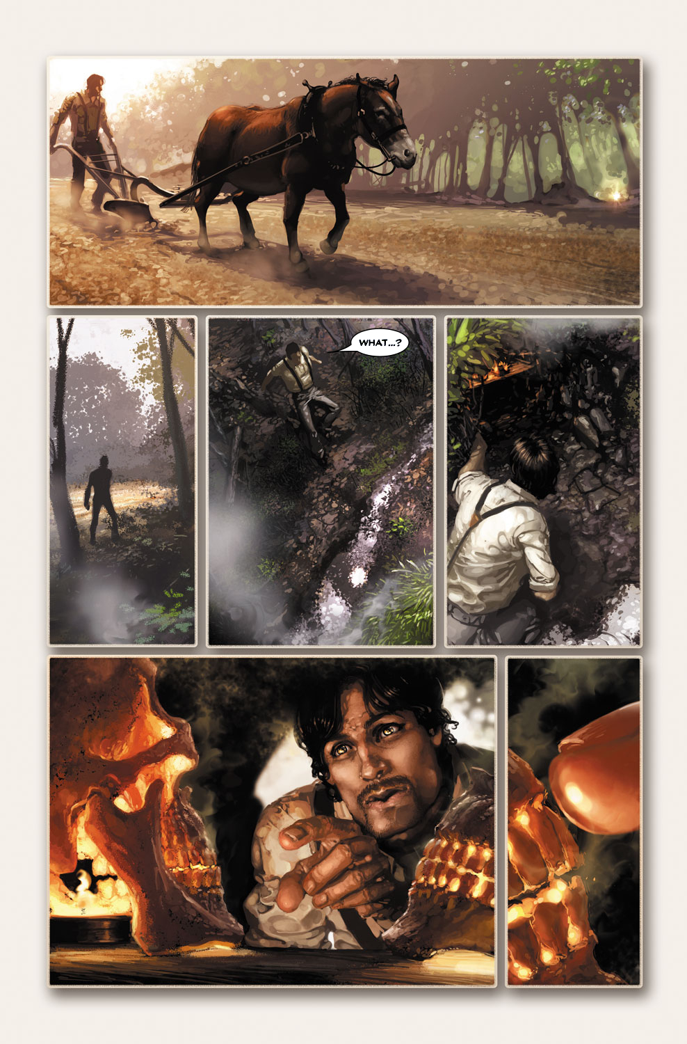 Read online Ghost Rider: Trail of Tears comic -  Issue #1 - 15
