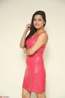 Shipra Gaur in Pink Short Tight Dress ~  Exclusive Poshoot 140.JPG