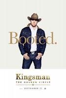 Kingsman: The Golden Circle Movie Poster 12