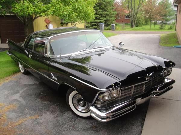 1957 Chrysler Imperial Luxury Sedan Auto Restorationice
