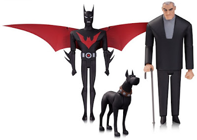 Batman Beyond Animated Series Action Figure 3 Pack by DC Collectibles