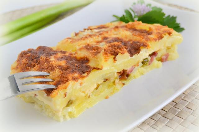 receta-de-patatas-gratinada