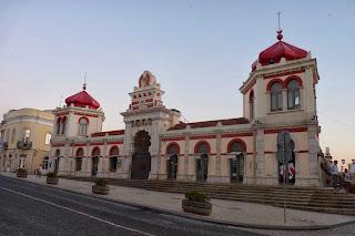 Mercado municipal de Loulé.