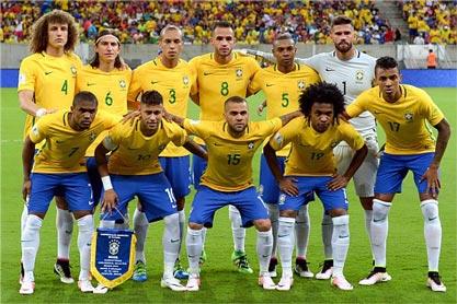 Timnas Brasil Piala Dunia 2018