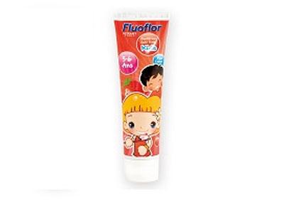 Dentifricio per bambini Fluoflor