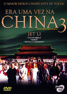 Era Uma Vez na China 3 - DVDRip Dual Áudio