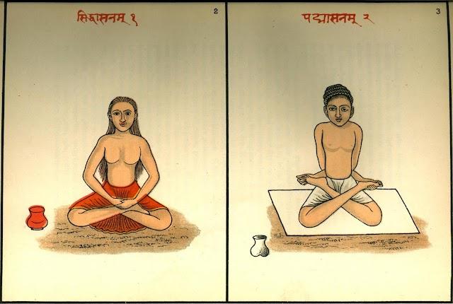 Advice on Āsana in the Śivayogapradīpikā