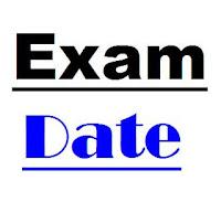 ২০১৭ উচ্চ মাধ্যমিক পরীক্ষার রুটিন, WBCHSE Exam Schedule 2017