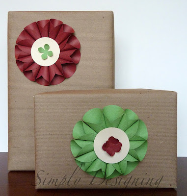 cone+bow DIY Gift Bows 9