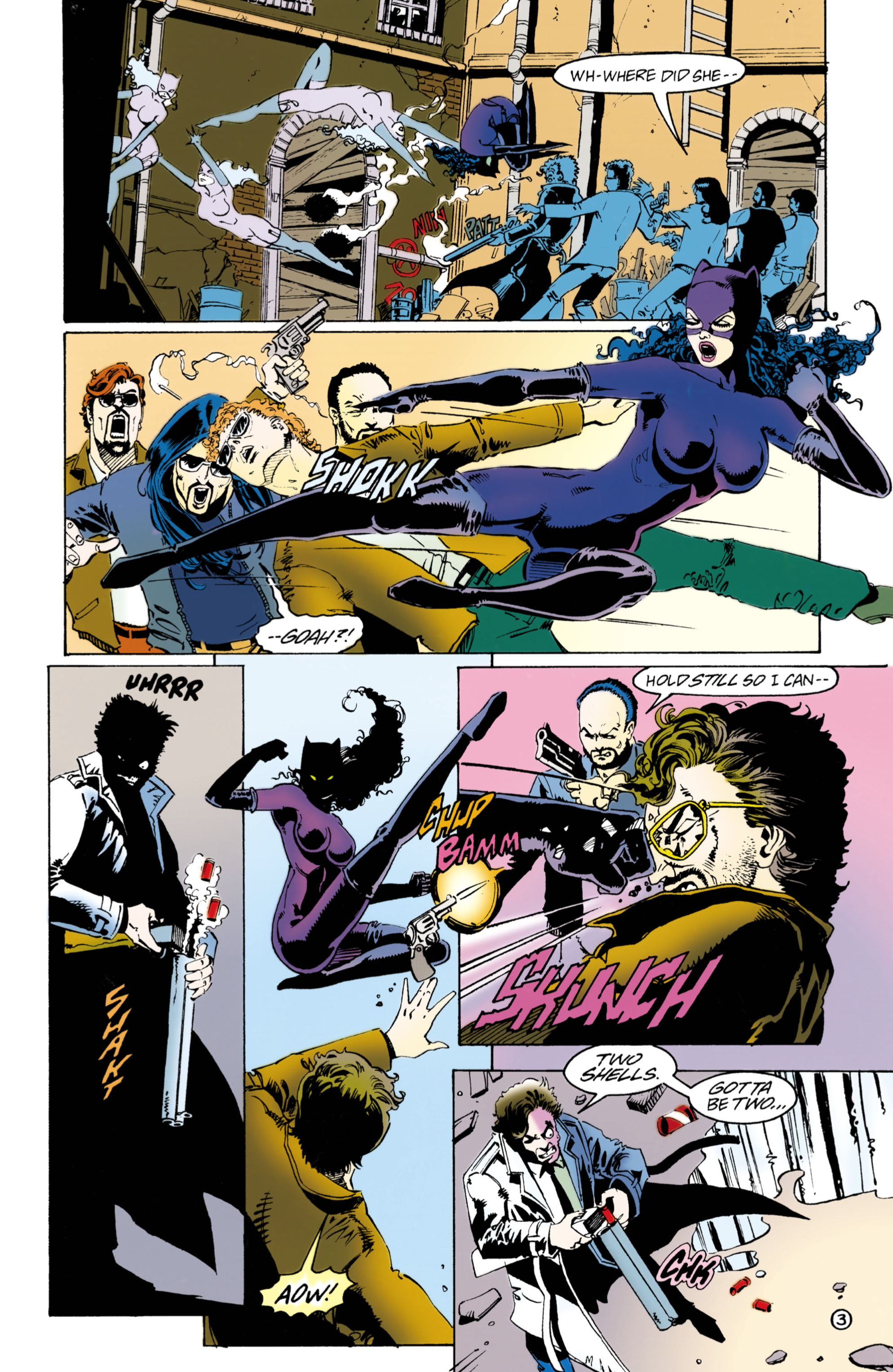 Catwoman (1993) Issue #40 #45 - English 4