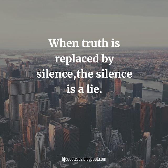 top Silence Quotes