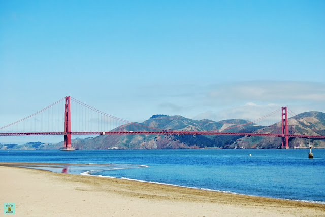 Golden Gate Bridge en San Francisco