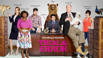 Trial and Error Series Banner Poster