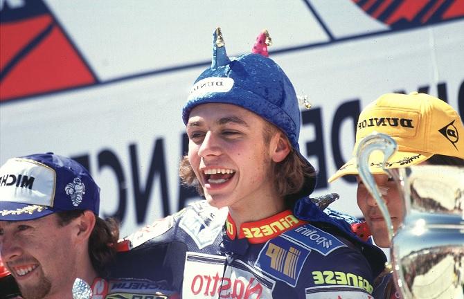 Daftar Juara Dunia Valentino Rossi di Ajang MotoGP