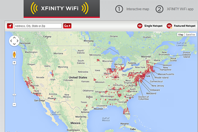 Converge! Network Digest: Comcast Reaches One Million Wi-Fi