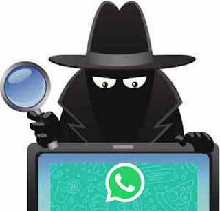 mengetahui pengintip whatsapp