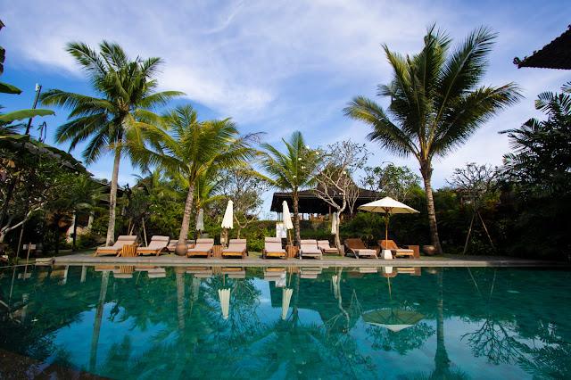 Alaya Ubud resort-Bali-Piscine